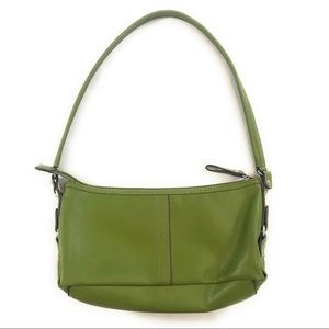 Relic Womens Small Green Shoulder Bag Purse